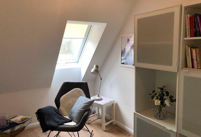 Kleines Lesezimmer