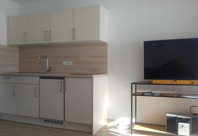 neue voll ausgestattete Wohnküche