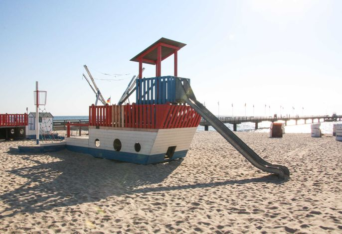 Meerblick-Ferienwohnung - die Ostsee vor der Tür