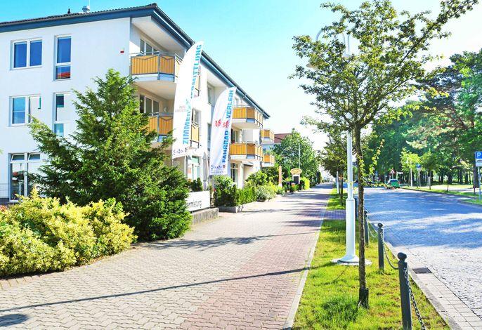 Ferienhaus Strand Achtzehn