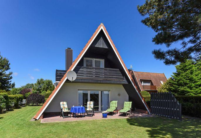 Ferienhaus am Tief in Neuharlingersiel