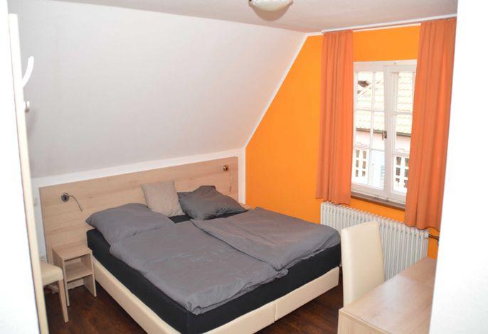 Alle unsere Einzelzimmer bestehen aus Doppelbetten, die bei Bedarf geteilt werden können