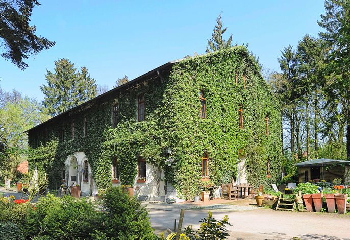 Appartment in der Pension Altes Posthaus