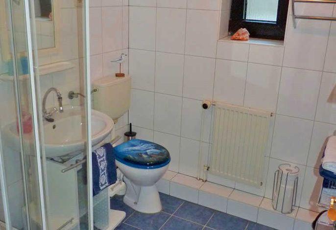 Badezimmer Ferienwohnung 1 Herrmi