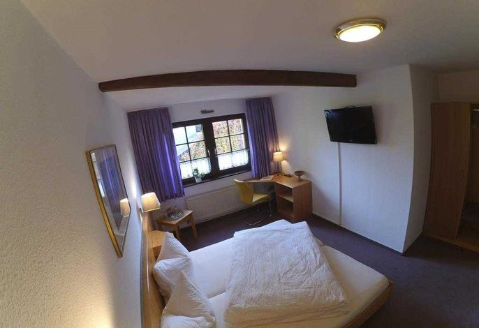 Gesamtansicht Zimmer 7