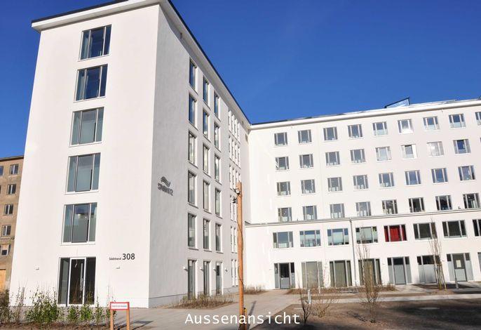 Strandresidenz Appartement Strandliebe S13 in Prora