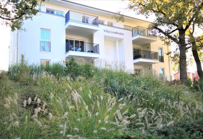Villa Lindholm- Strandnähe -Balkon-im Zentrum von Binz/5