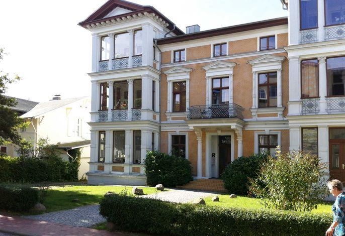 Achterkerke, Villa Kramme