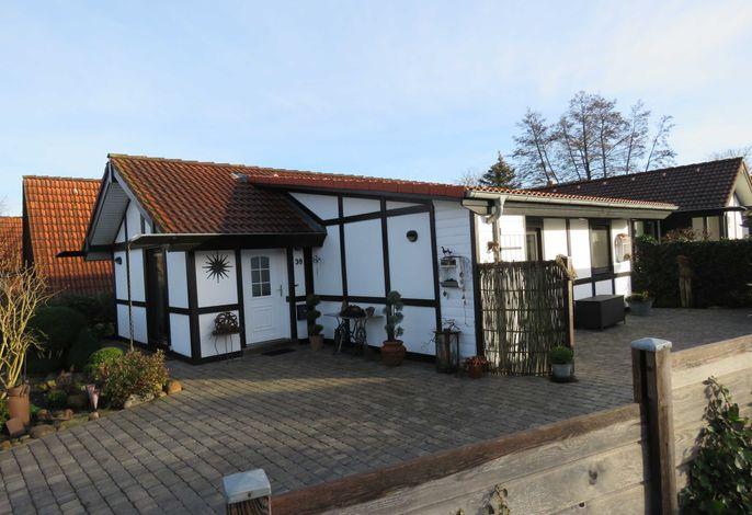 Premium-Ferienhaus Deichblüte im Feriendorf Altes Land