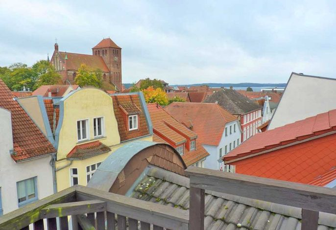 Über den Dächern von Waren Objekt-ID 121193