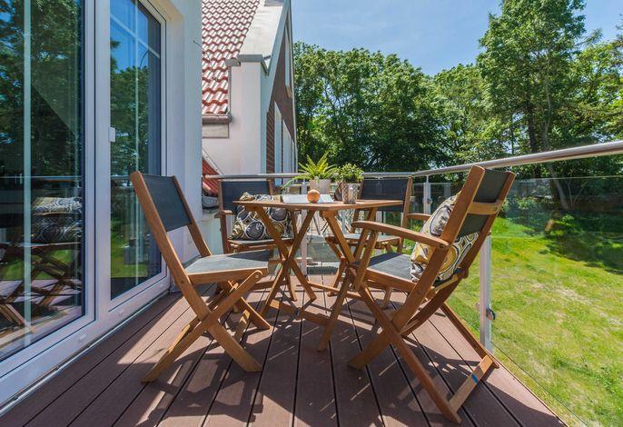 Domizil mit Stil Cottage im Gutspark Rerik