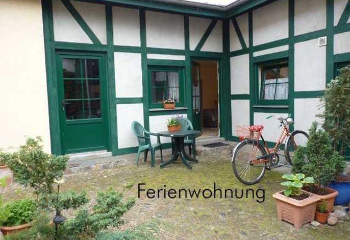 Ferienunterkunft Innenhof Objekt-ID 121345