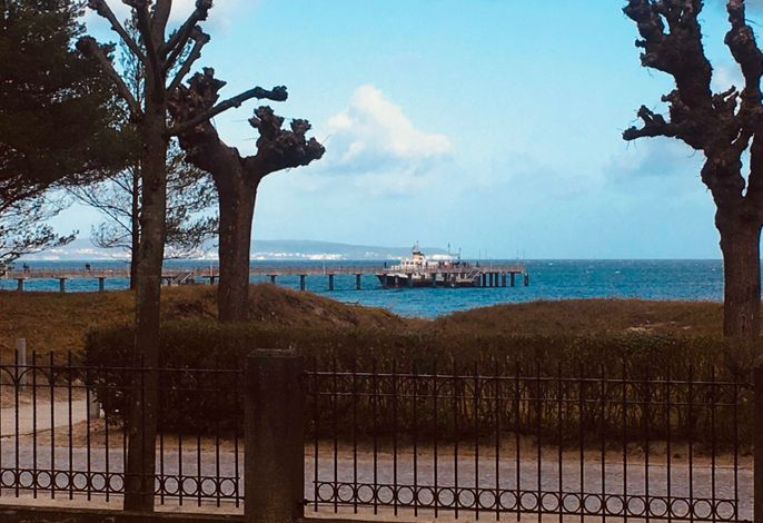 Villa Glückspilz KILIG mit Meerblick, Sauna, Strandkorb