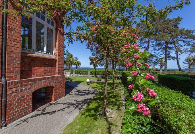Villa Glückspilz Wabi Sabi   Meerblick, Sauna, Strandkorb