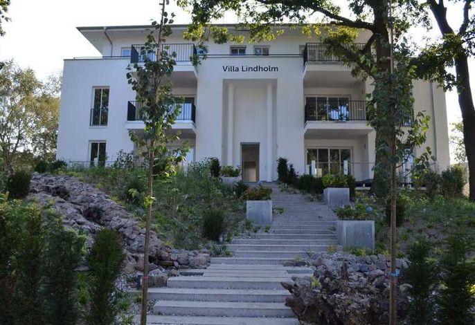 Villa Lindholm-Strandnähe -Balkon-im Zentrum von Binz/3