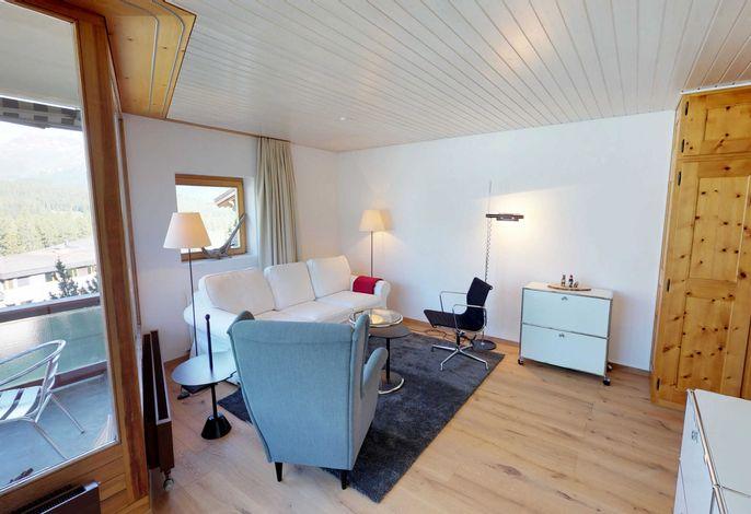 Apartment Piz Cotschen