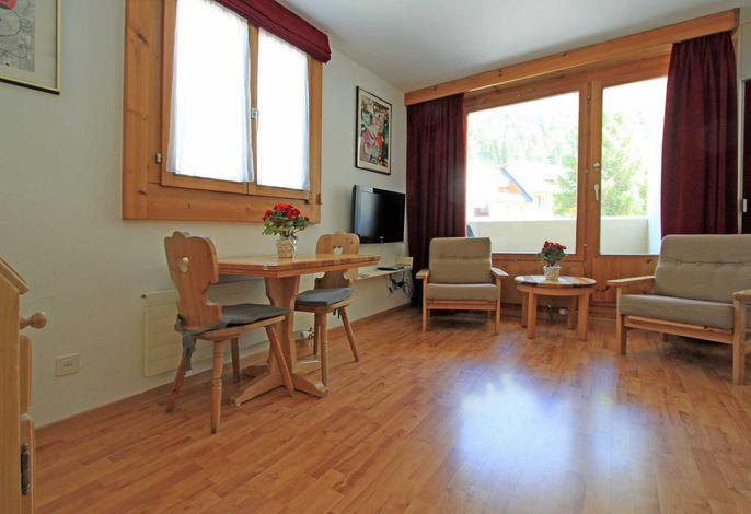 Apartment Surlej 110