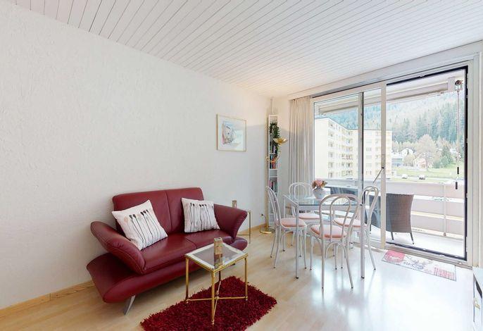 Apartment Skyline 204