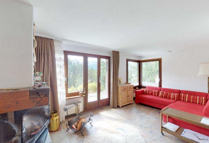 Apartment Piz Argient
