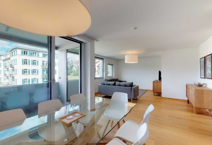 Apartment Laret Sur Via