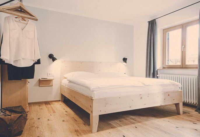 Unser Einzimmer-Apartment Nesterl