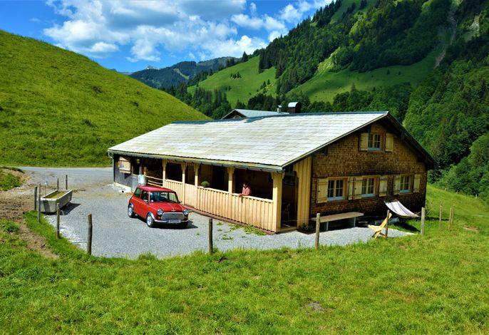 Ferienhütte Schalzbach Nr. 187