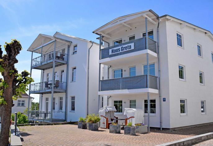 Appartementhaus Greta im Ostseebad