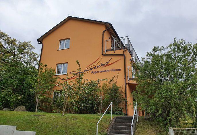 Ferienwohnung 28RB6 Windböe, Appartementhäuser Sommerwind