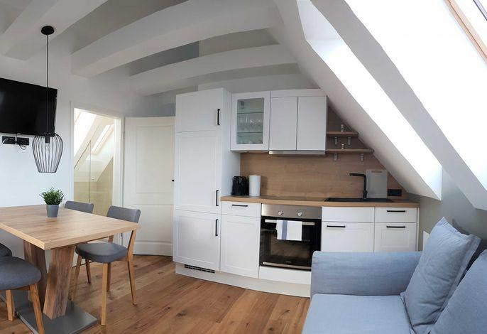 Storchennest Appartement Rust