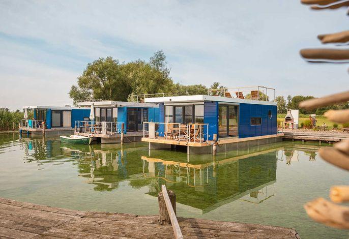 Hafenresort Karnin - Hausboot Selma