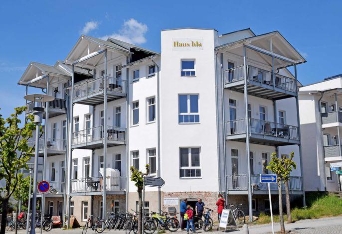 Appartementhaus Ida im Ostseebad
