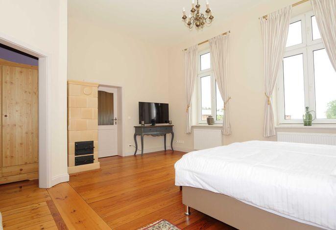 Innenansicht Apartment Schwerin
