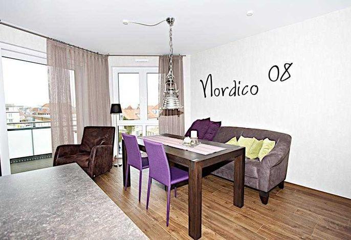 Nordico 8 - Nahe der Gezeiten