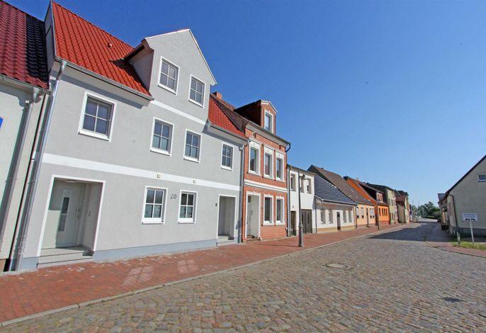 Ferienhaus mit 3 Schlafräumen Ueckermünde VORP 3021
