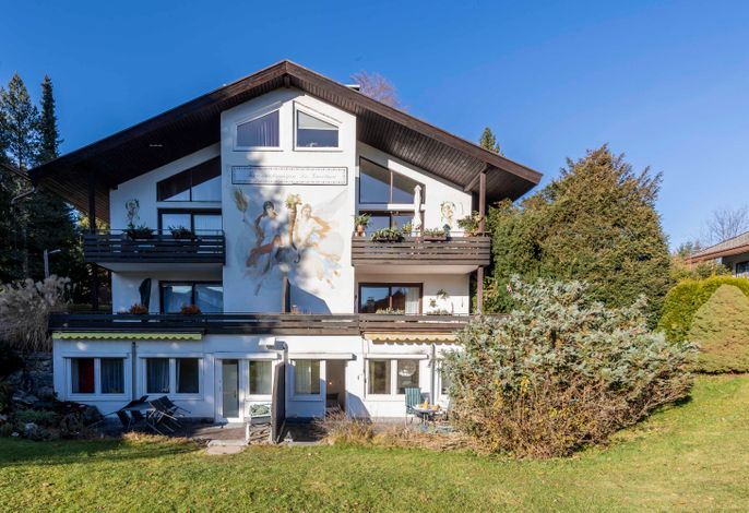 Apartment Leo am See