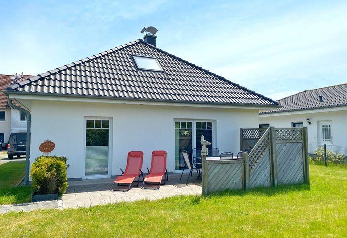 Sassnitz - Ferienhaus Sabrina - RZV