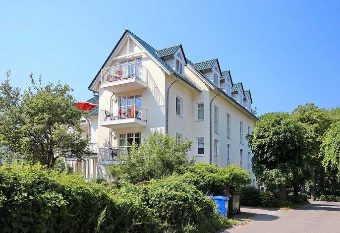 Villa Seepferdchen Wohnung 09