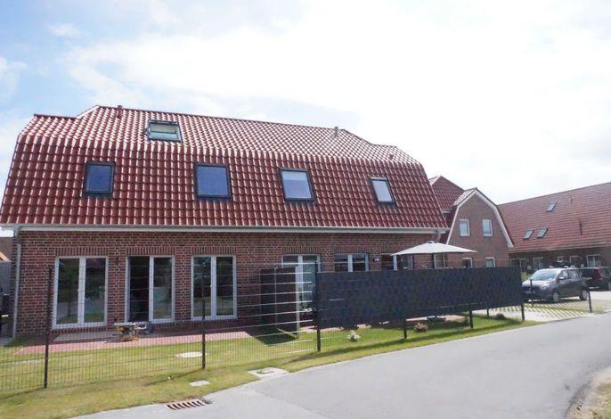 Doppelhaushälfte Nordseewind