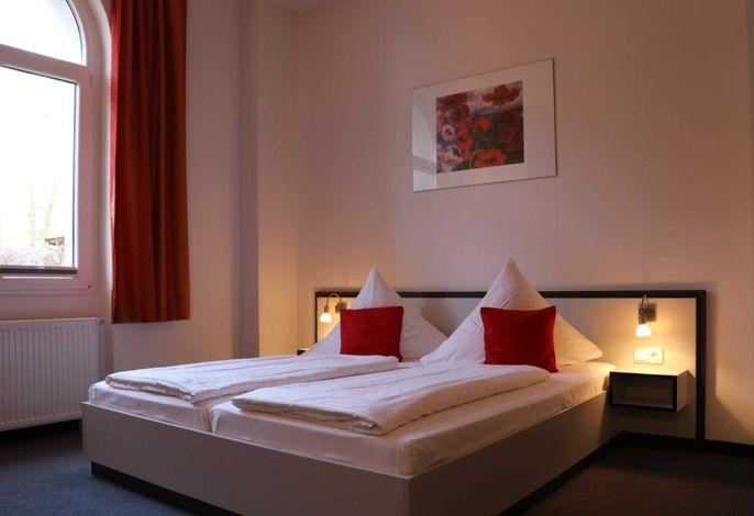 Doppelzimmer Beispiel Hotel Zwischen den Seen