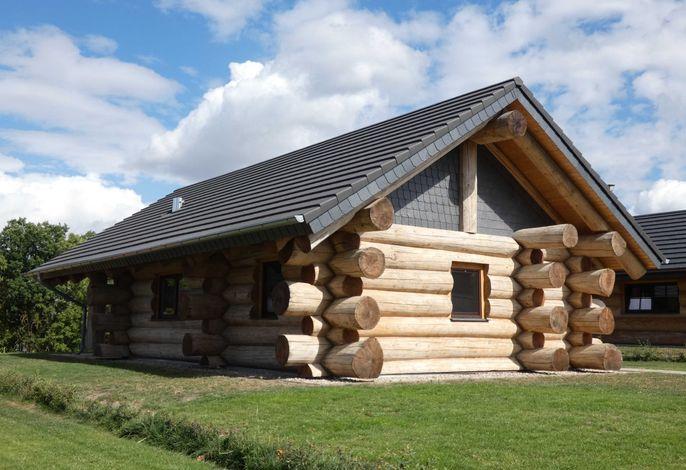 Naturstammhaus Tollensesee