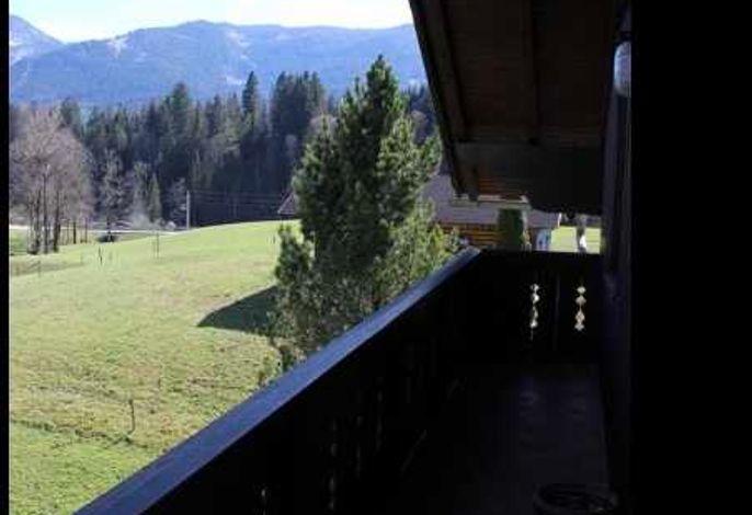 Blick vom Balkon Richtung Ödensee