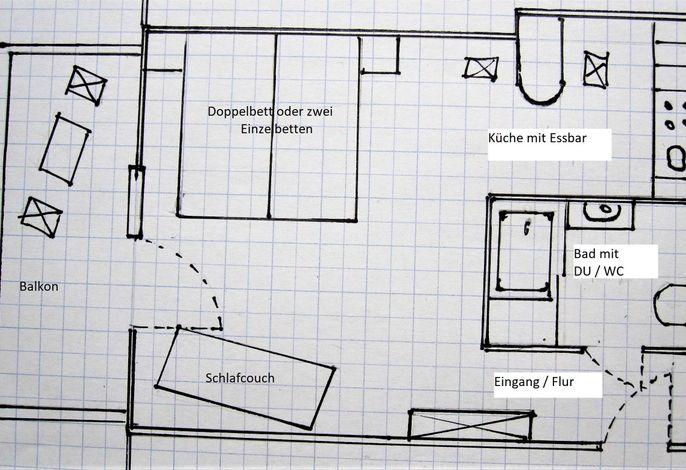 BodenSEE Apartment Meckenbeuren Röck