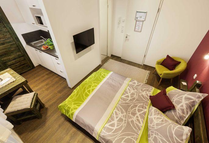 Apartment 3 - Übersicht