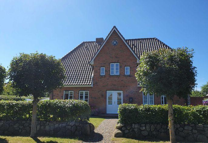 Haus Wattliebe  - Kuschelige FeWo in Strandnähe FeWo3