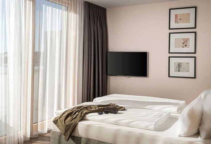 Saline 1822, Hotel Bad Rappenau - Juniorsuite Typ A