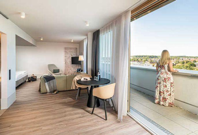 Saline 1822, Hotel Bad Rappenau - Juniorsuite Typ B