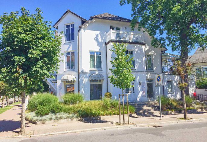 Villa Saxonia F640  WG 19 im Erdgeschoss