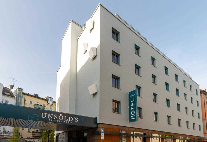 Unsöld's Factory Hotel