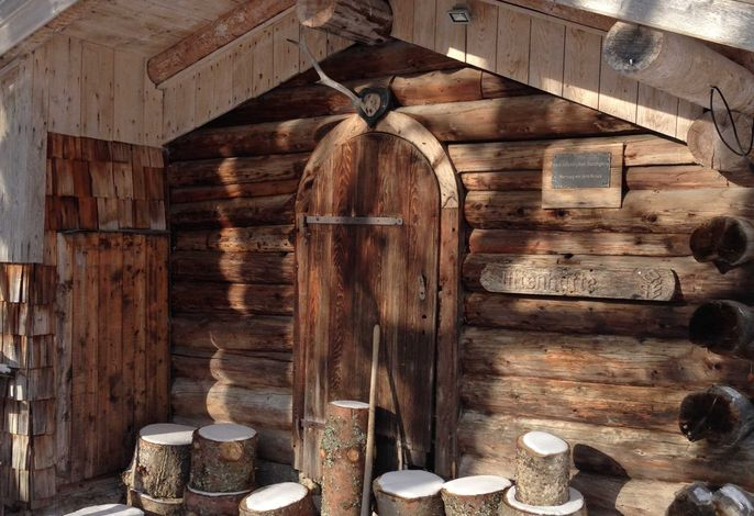 Die Suttenhütte