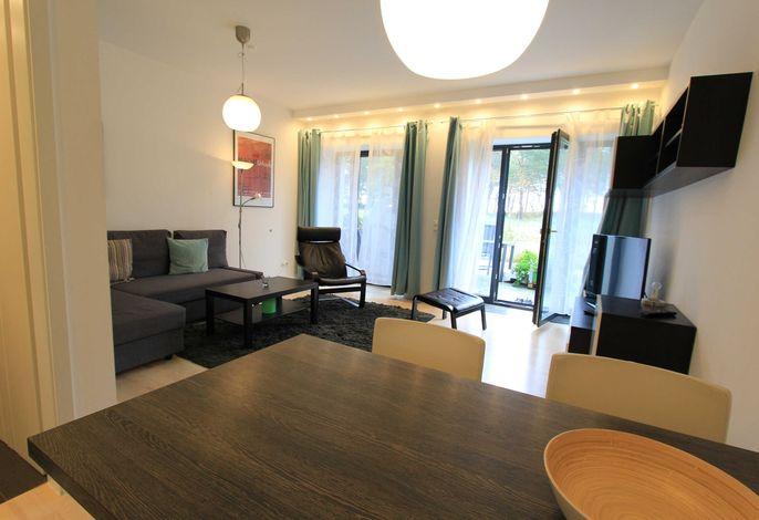 Strandresidenz Appartement Zwergmöwe A05 in Prora